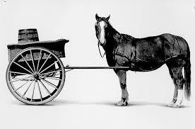 paard achter de wagen 2
