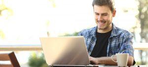 Online leren, buiten 4, 1000x456
