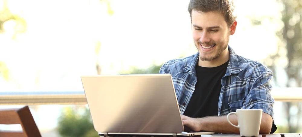 Online Training Tekststrategie, vier varianten