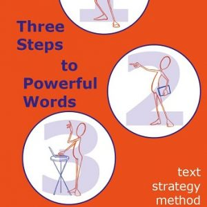 Text Strategy, English