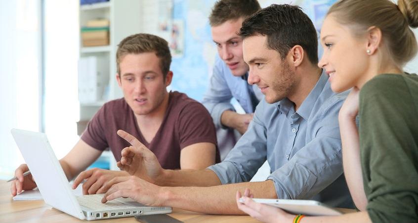 De Cursus Tekststrategie (7x2 uur) is bijzonder geschikt voor studenten in het mbo en hbo.