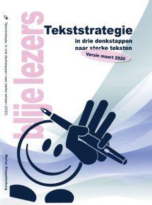 Tekststrategie 2020 is als hardcover (180 pagina's) en als e-book verkrijgbaar via de webshop.