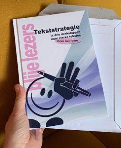 Boek Tekststrategie