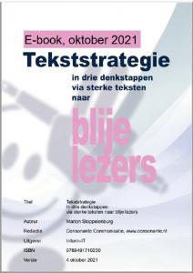 E-book Tekststrategie 2021